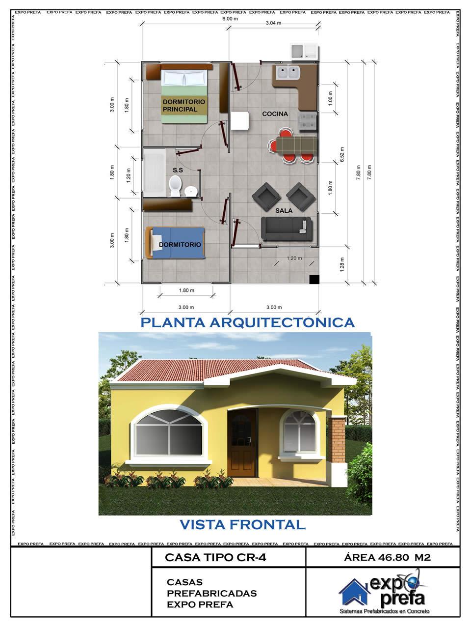 Catalogo De Disenos De Casas Prefabricadas